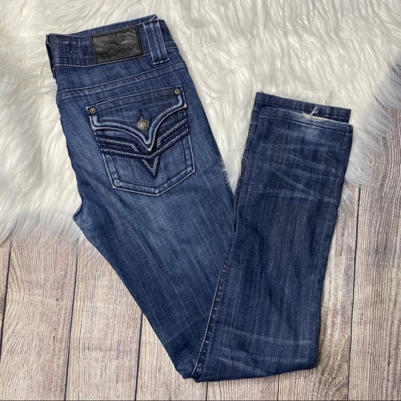 Vigoss Skinny Fit Jeans Size 3/4/27
